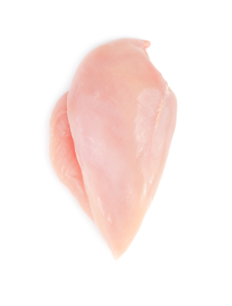 Fresh Free Range Breast Fillet Skinless per KG